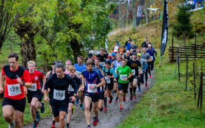 Rya Åsar Trail Run 2020 – vilken fest!