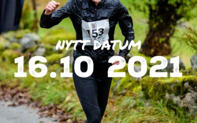 Nytt datum – Rya Åsar Trail Run 2021 arrangeras lördag 16/10